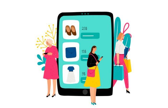 create an online fashion store